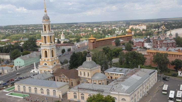 История Иоанно-Богословского Храма г. Коломны